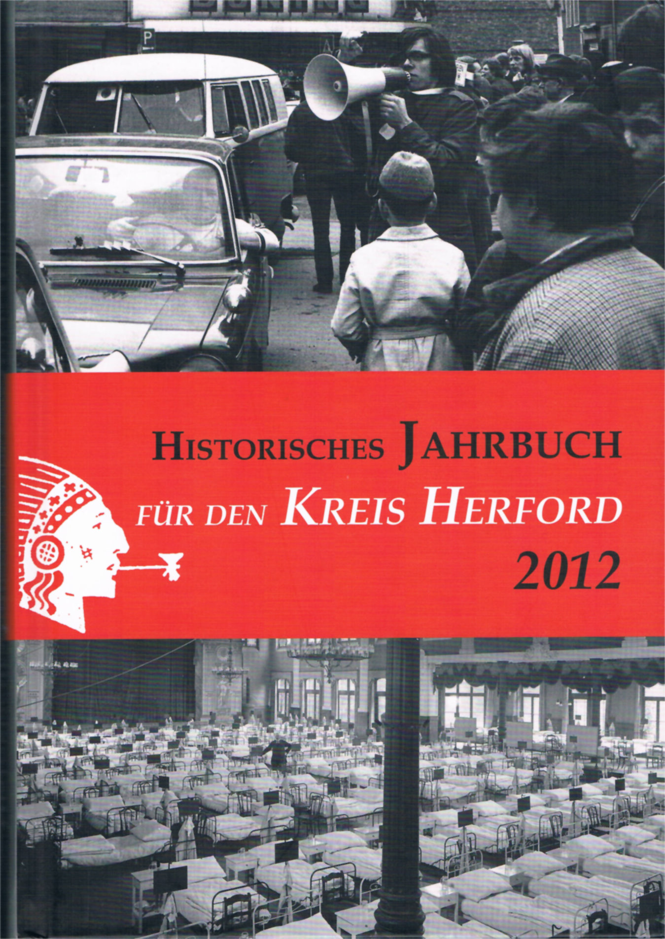 Histor. Jahrbuch Herford 2012